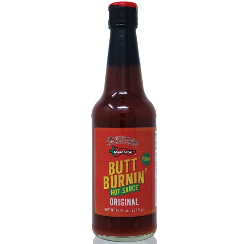Fuzzy's Butt Burnin' Hot Sauce - Original