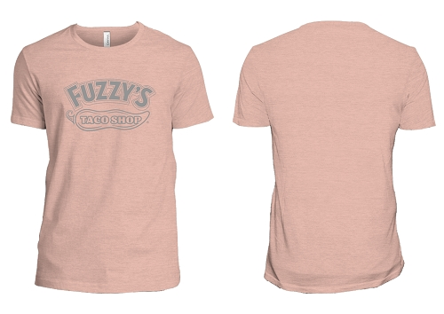 Fuzzy's NEW Gray Pepper Logo