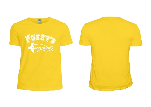 Fuzzy's Kids Pepper Tee