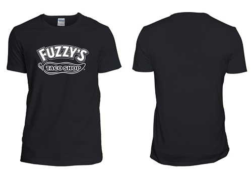 Fuzzy's NEW Pepper Logo Tee