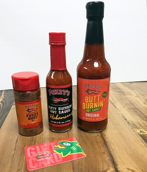 Fuzzy's Flavors Gift Pack