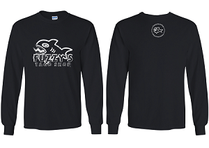 Fuzzy's Retro Long Sleeve Tee