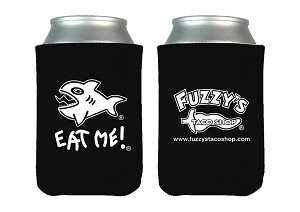 Fuzzy's Can Beverage Holders